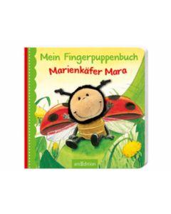 Mein Fingerpuppenbuch Marienkäfer Mara
