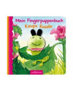 Mein Fingerpuppenbuch Raupe Rosalie