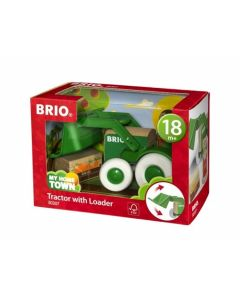 Traktor mit Frontlader - BRIO 30307