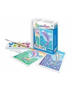 Aquarellum Mini Delfine - SENTO 06000
