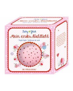 Nachtlicht Sternenhimmel BabyGlück, rosa (Elefant) - SPIEGEL 15282