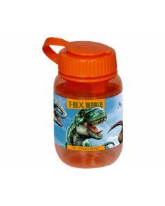 Doppelanspitzer T-Rex World (orange, mit Kappe) - SPIEGELBURG 15641