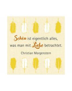 Sprüchebox: Faith, Love, Hope: LIEBE - COPPEN 71539