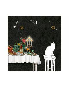 Zettel-Adventskalender Die Weihnachtsverschwörung - COPPEN 71870
