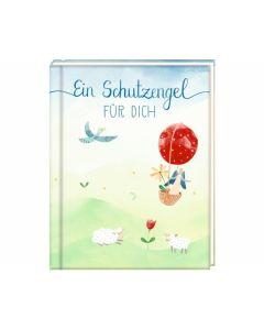 Geschenkbox Ein Schutzengel für dich (Kleiner Holzengel mit Buch) - COPPEN 94597