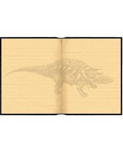 Tagebuch T-REX World Top Secret mit Zahlenschloss - COPPENRATH 94645