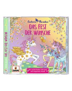 Einhorn-Paradies, Bd. 3 (CD): Das Fest der Wünsche - COPPEN 94916