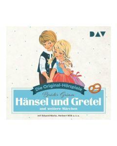 Hänsel und Gretel und weitere Märchen (CD) - DAV 0386