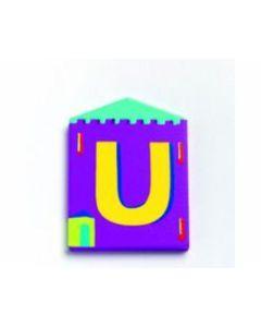 Buchstabe Haus U - DJECO 4890