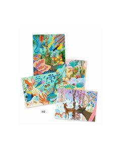 Zeichnen: Natural world - DJECO DJ08965