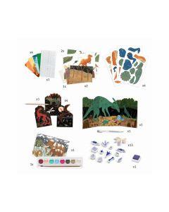 Multi-Activity Kit: Welt der Dinosaurier - DJ09331
