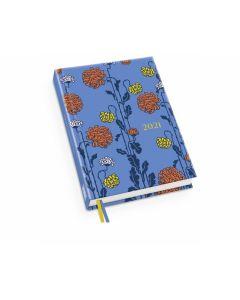 Taschenkalender 2021 Chrysanthemen - DUMONT 64748