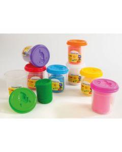 Spielknete Sonderfarben 4er Set - EBERHARD 572510