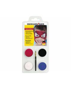 Schminkset Spiderman 4er Set - EBERHARD 579015