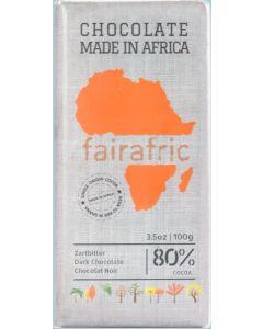 FAIRAFRIC  Schokolade Zartbitter
