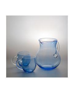 Set 'Positiv' in Blau