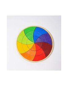 Kleiner Farbkreis Goethe - GRIMMS 43360