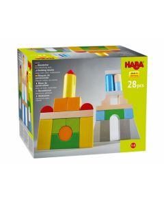 Bausteine Grundpackung, bunt - HABA 305163