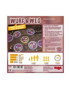 Wurf & Weg - HABA 305292