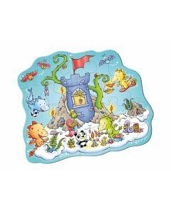 Puzzle Drache Funkelfeuer Puzzle Party -