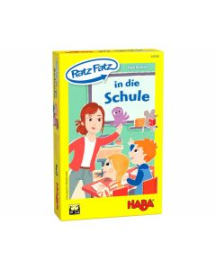 Ratz Fatz in die Schule - HABA 305548