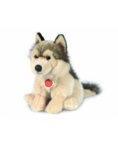 Wolf sitzend 29 cm - HERMANN 927389