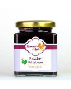 Kirsche Heidelbeere