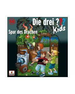 Die drei ??? Kids 58: Spur des Drachen (CD) - KOSMOS 06040