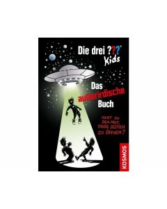Die drei ??? Kids: Das außerirdische Buch - KOSMOS 15433