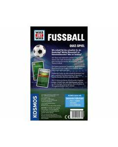 WAS IST WAS Fußball Quiz - KOSMOS 69973