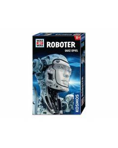 Was ist Was Roboter Quiz Spiel - KOSMOS 71136