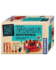 Alleskönnerkiste Armbänder knüpfen - KOSMOS 604158