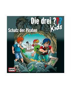Die drei ??? Kids 50: Schatz der Piraten (CD) - KOSMOS 03299