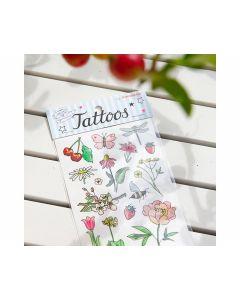 Tattoos Gartenliebelei - KRIMA 13994
