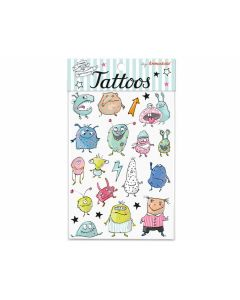 Tattoos Monster - KRIMA 13880