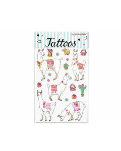 Tattoos Alpaka