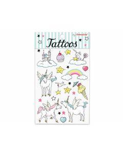 Tattoos Einhorn - KRIMA 13276