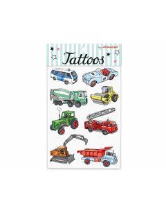 Tattoos Fahrzeuge - KRIMA 13281