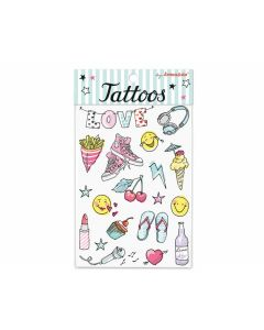 Tattoos Girlpower - KRIMA 13722