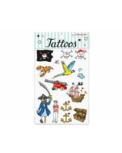 Tattoos Piraten - KRIMA 13274