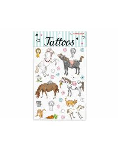 Tattoos Ponys - KRIMA 13277