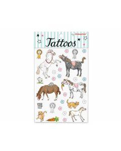 Tattoos Ponys