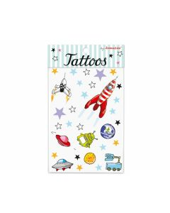 Tattoos Rakete - KRIMA 13275