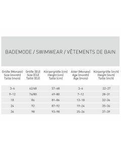 Kinder Badehose Shorts, Mr. Seagull, 24 Monate - LÄSSIG 1431009122-24