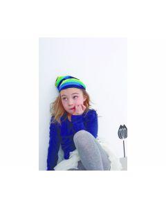 Multifunktionstuch Twister Kids, Streifen Jungen - LÄSSIG LTEXT21056