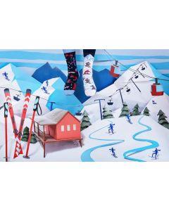 Socken Alpine Ski, Gr. 43-46 - MANY 26669