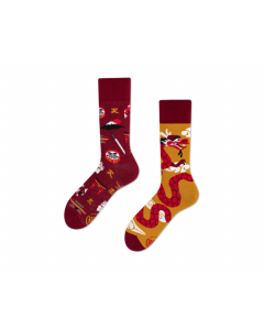 Socken Asian Dragon, Gr. 43-46