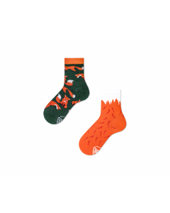 Kindersocken The Red Fox, Gr. 31-34 - MANY 26594