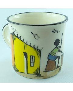 Kaffeebecher Tinmug Township
