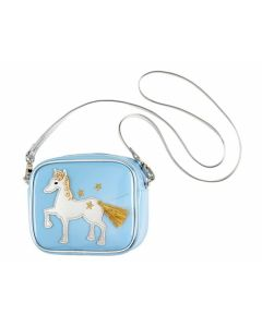 Tasche Martih Pferd, blau - SOUZA 105625
